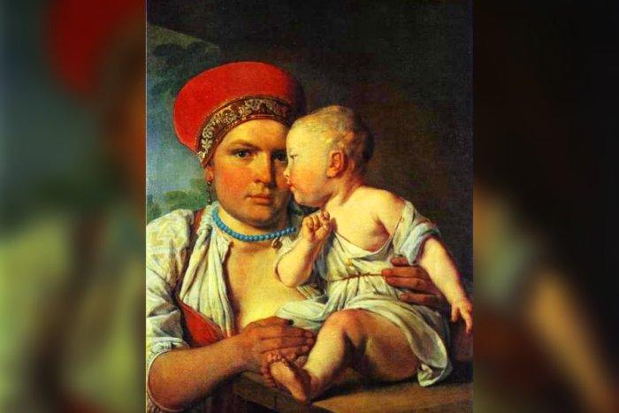 Как раньше определяли пол будущего ребенка на Руси
