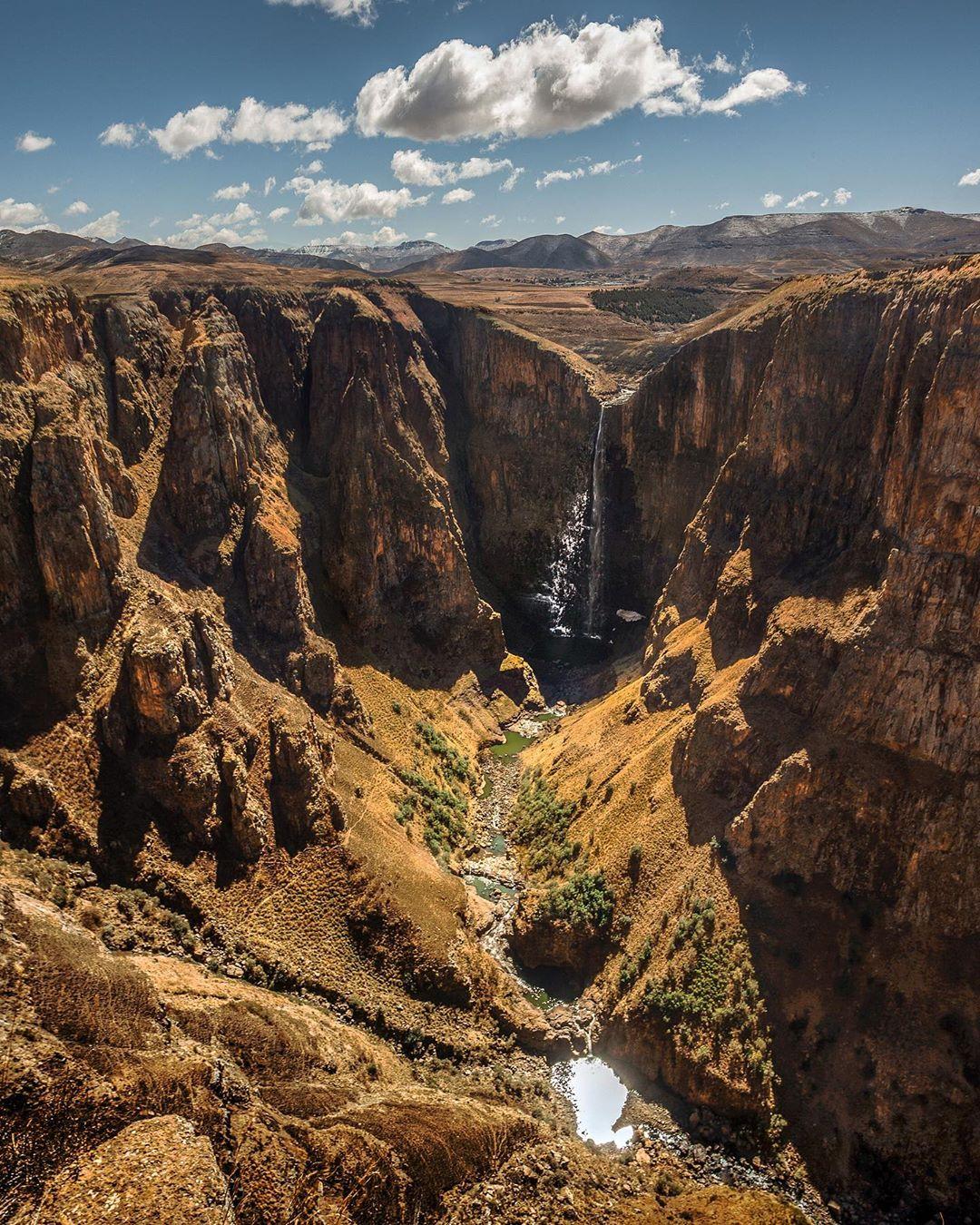 Удивительные пейзажи из путешествий Кайла Мейлофа