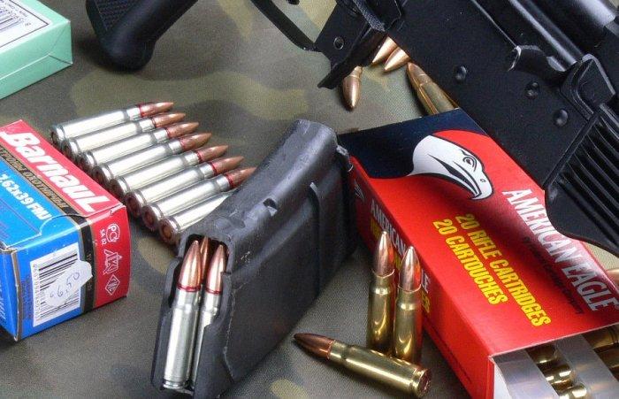 Как узнают, сколько патронов осталось в магазине