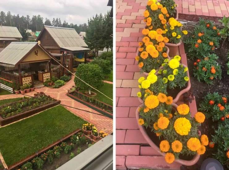 Загородные дома и участки, где можно отдохнуть от городской суеты