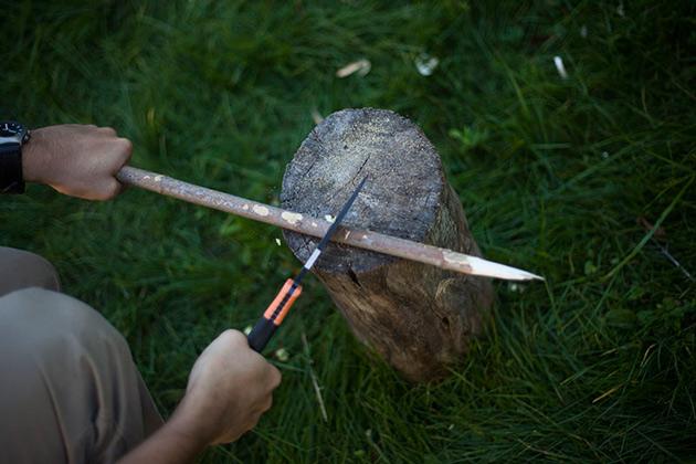 Необходимые качества ножа для выживания по мнению егеря