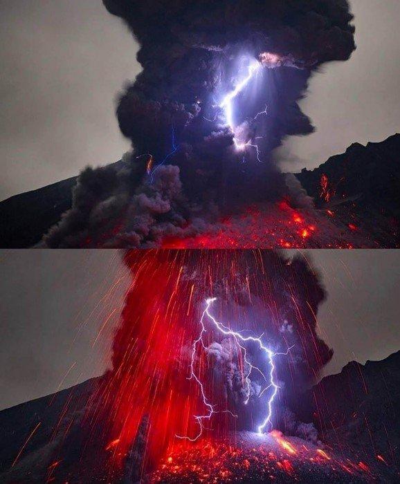 Эти удивительные снимки пугают и интригуют одновременно