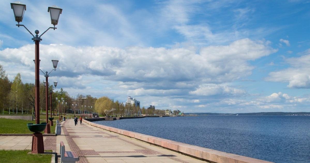 Красивейшие берега в России
