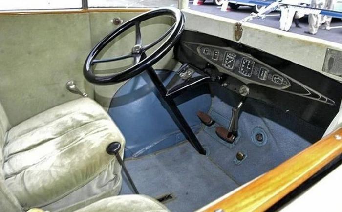 Martin 100 – вот что получается, когда авиатор создает автомобиль