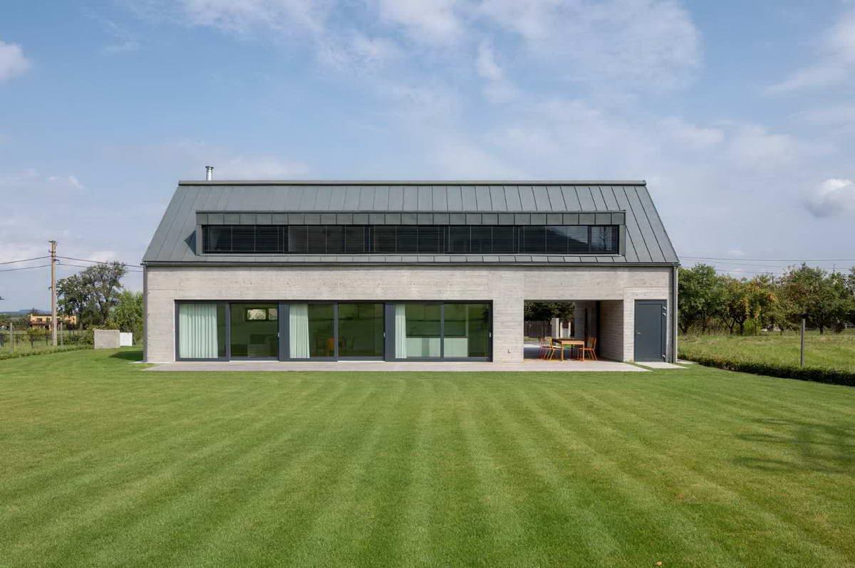 Небольшой семейный дом в Чехии