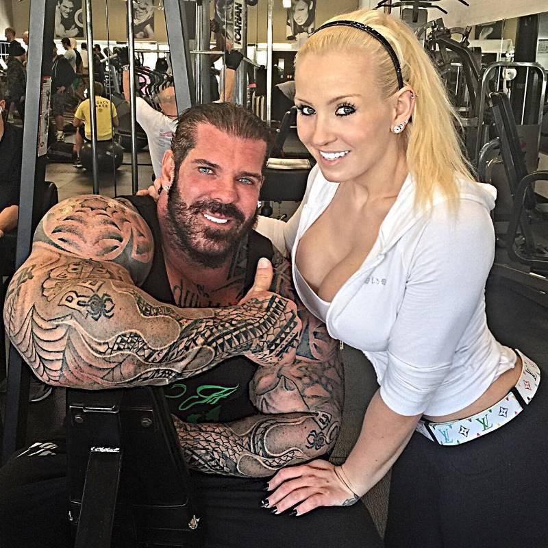 Бодибилдер из США, который более 30 лет принимает стероиды
