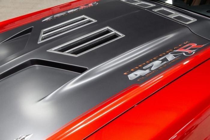 Ford Mustang Fastback 1967 от Ringbrothers как произведение искусства