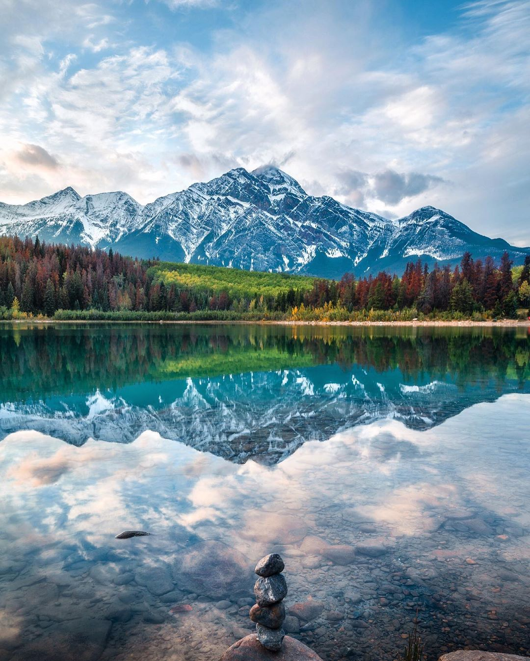 Природа и путешествия на снимках Энди Ву