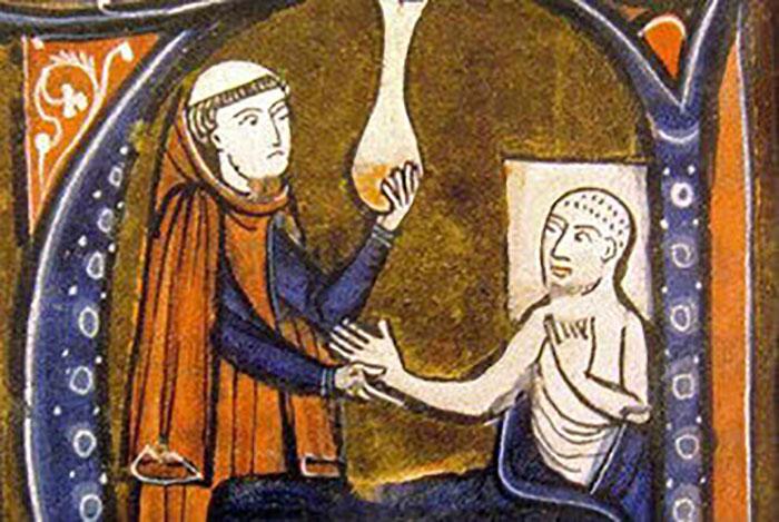 Как зелье из Средневековья привело к победе над серьезной инфекцией