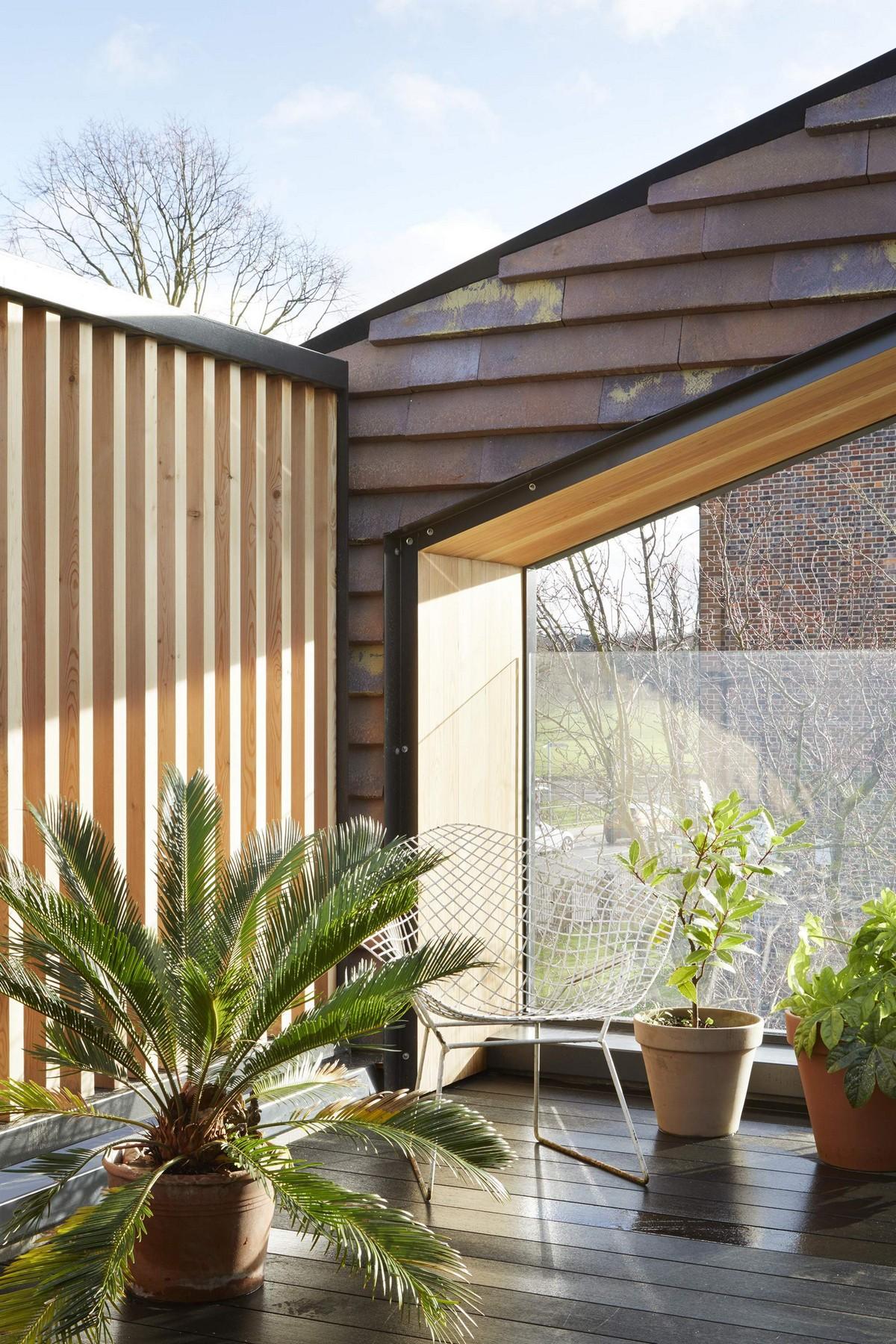 Жилой комплекс с экологически чистыми апартаментами в Лондоне
