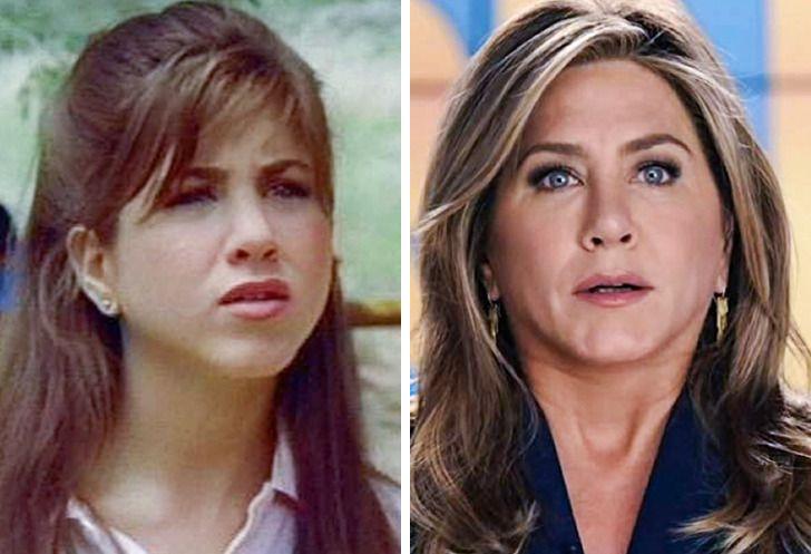 Как изменились известные актеры с момента их первой роли