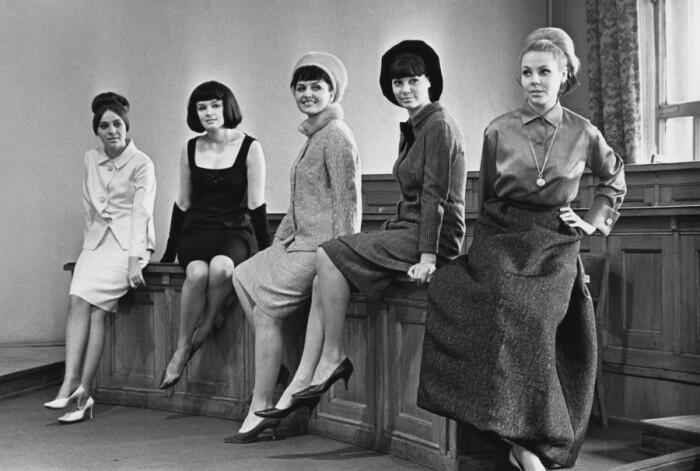 Почему профессия манекенщиц в СССР была непрестижной