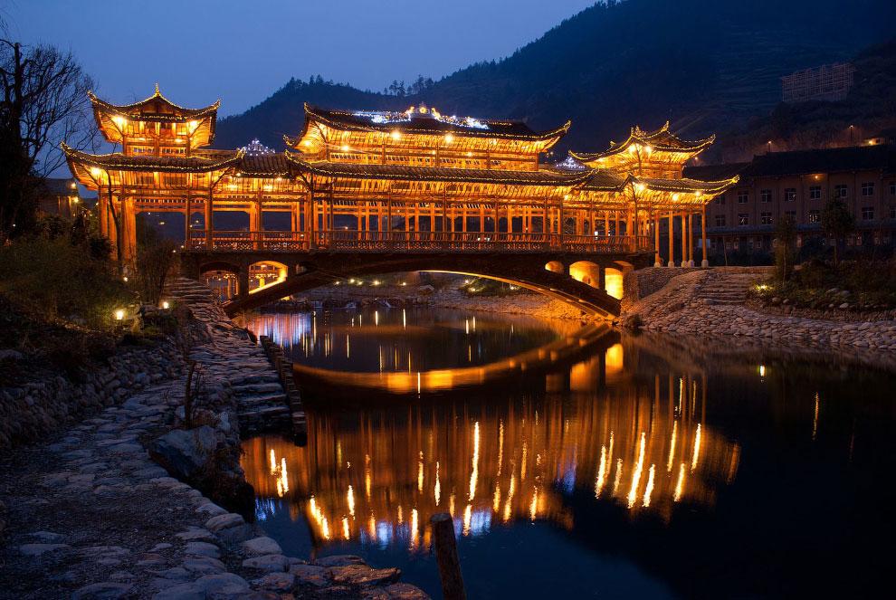 Путешествие в провинцию Гуйчжоу на снимках
