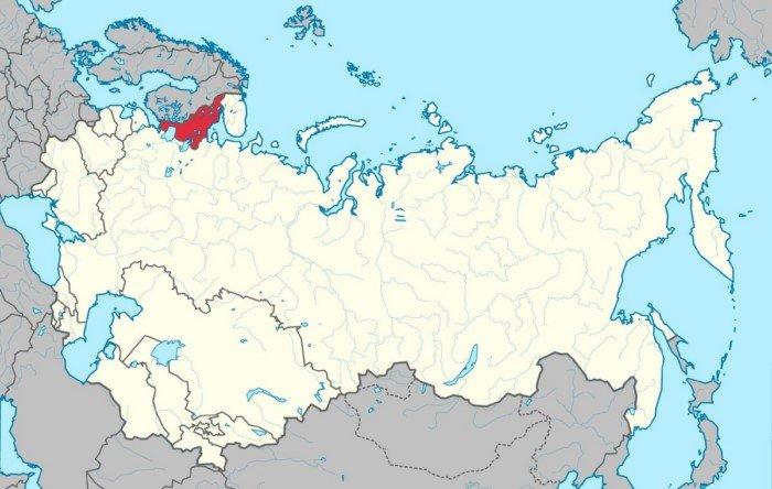 Советский Союз и 5 стран, которые могли войти в его состав