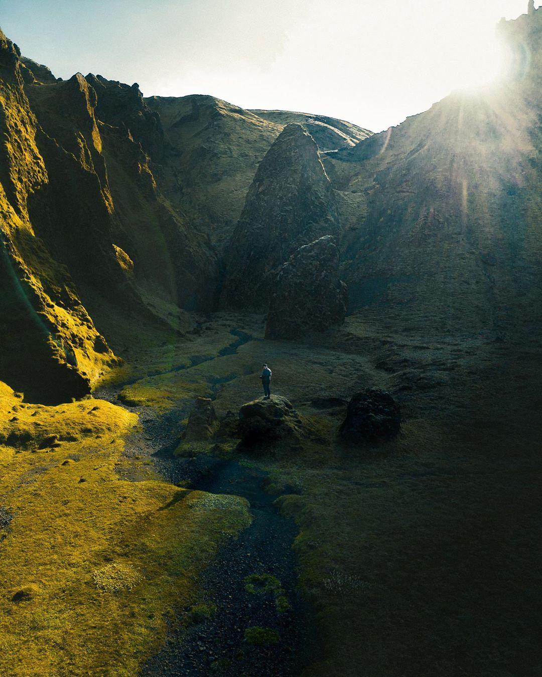 Красота Исландии на снимках Гуннара Фрейра Гуннарссона