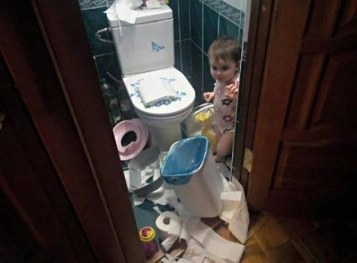 Красноречивые снимки, которые могут многое рассказать о родительстве