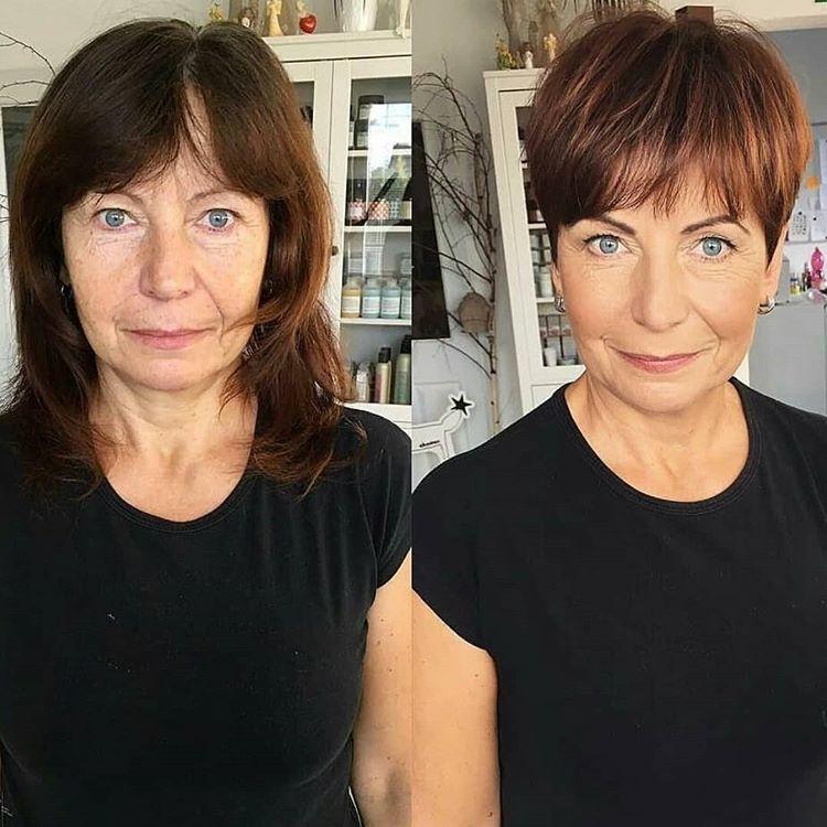 Эти женщины решили укоротить свои волосы и приятно удивились