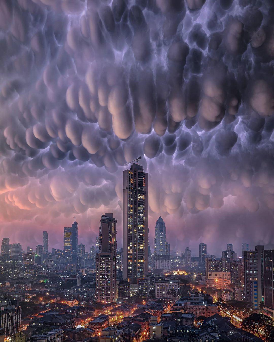 Удивительные пейзажи и красота неба от Брента Шавнора
