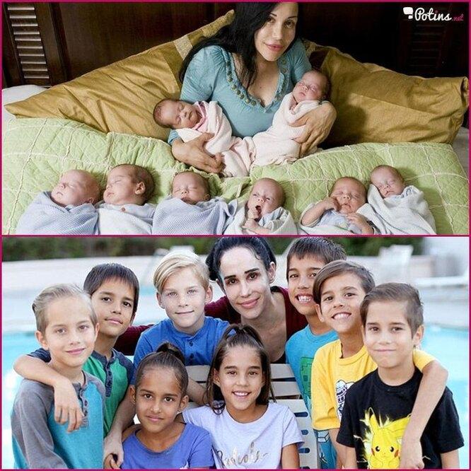 Женщины, которые родили рекордное количество детей