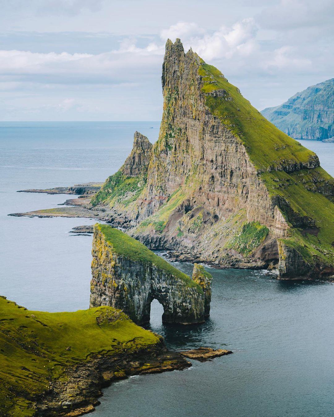 Природа и путешествия на снимках Криса Поплавски