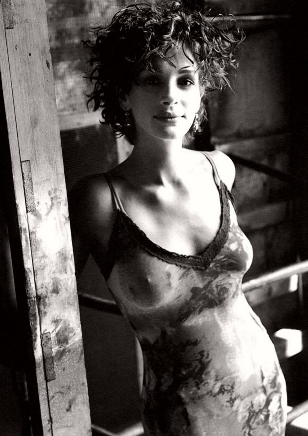 Чувственность женщин на снимках Санте Д'Орацио