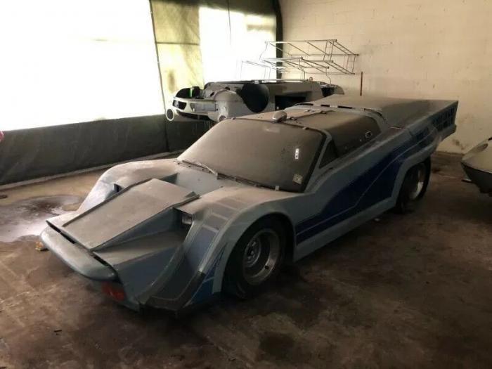 Автомобиль из фильма Смертельная гонка 2000