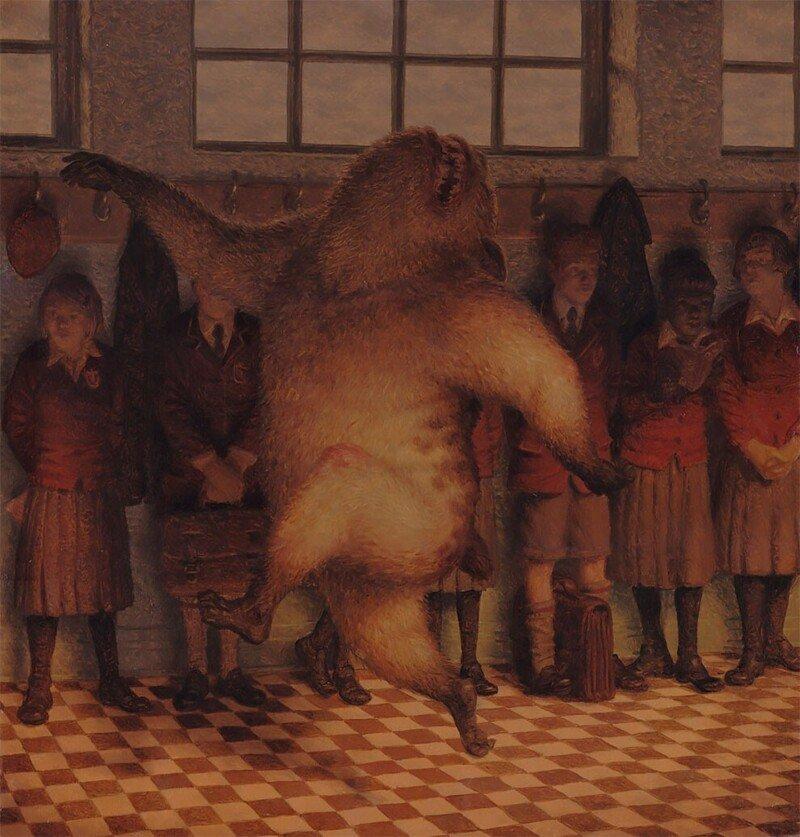 Фантастические и невообразимые творения гениального Питера Фергюсона