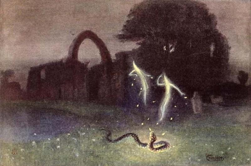 Мистические явления с простым научным объяснением