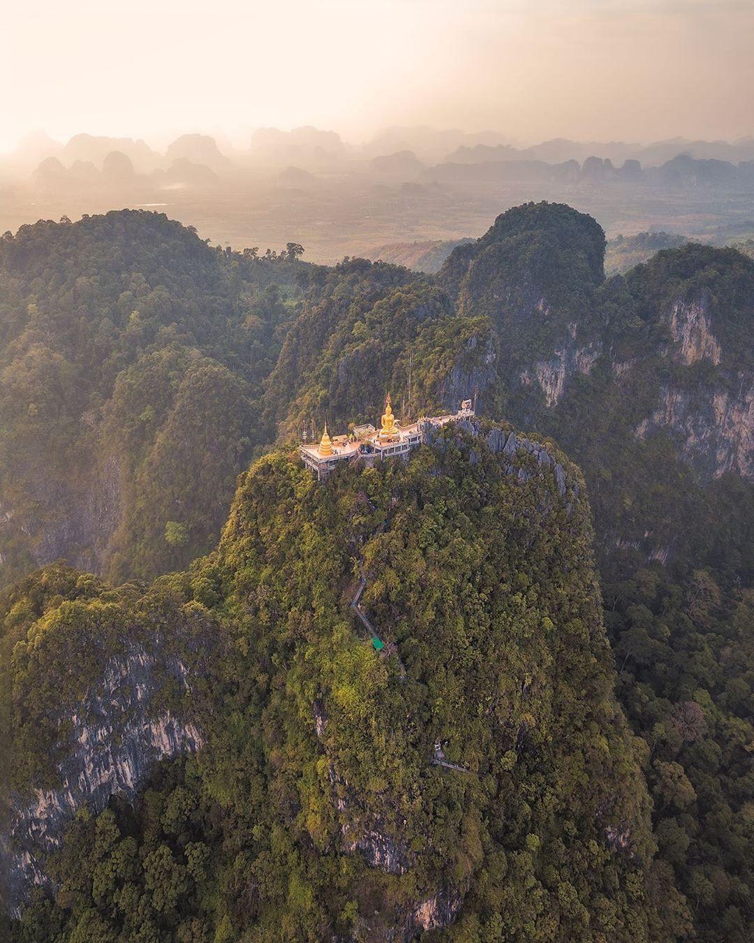 Захватывающие природные и городские пейзажи от Пита Демарко