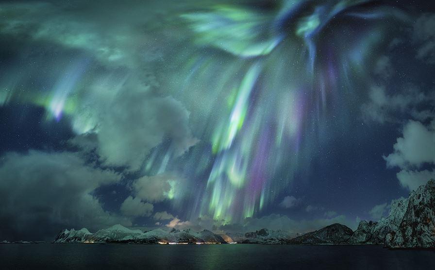 Победители конкурса астрономической фотографии Astronomy Photographer Of The Year 2020