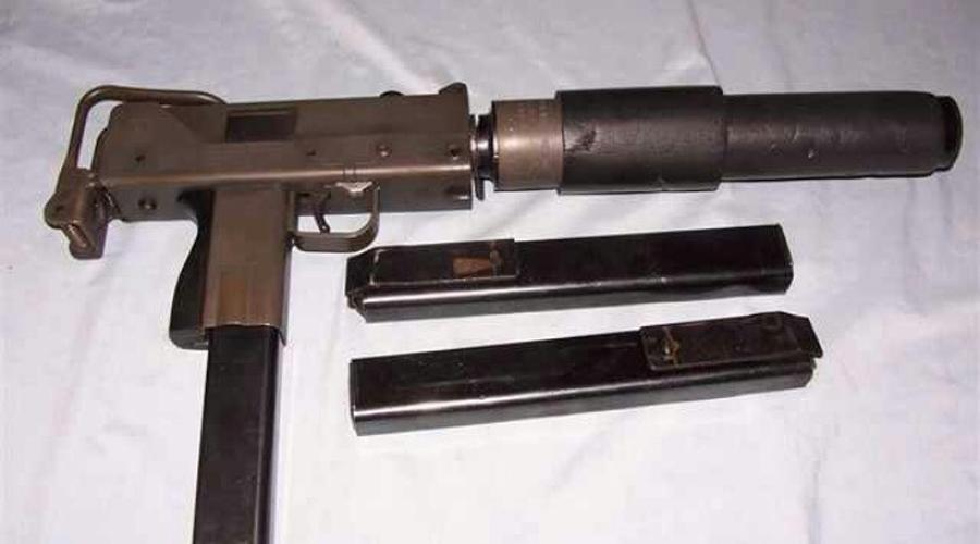 Самые криминальные модели оружия мира