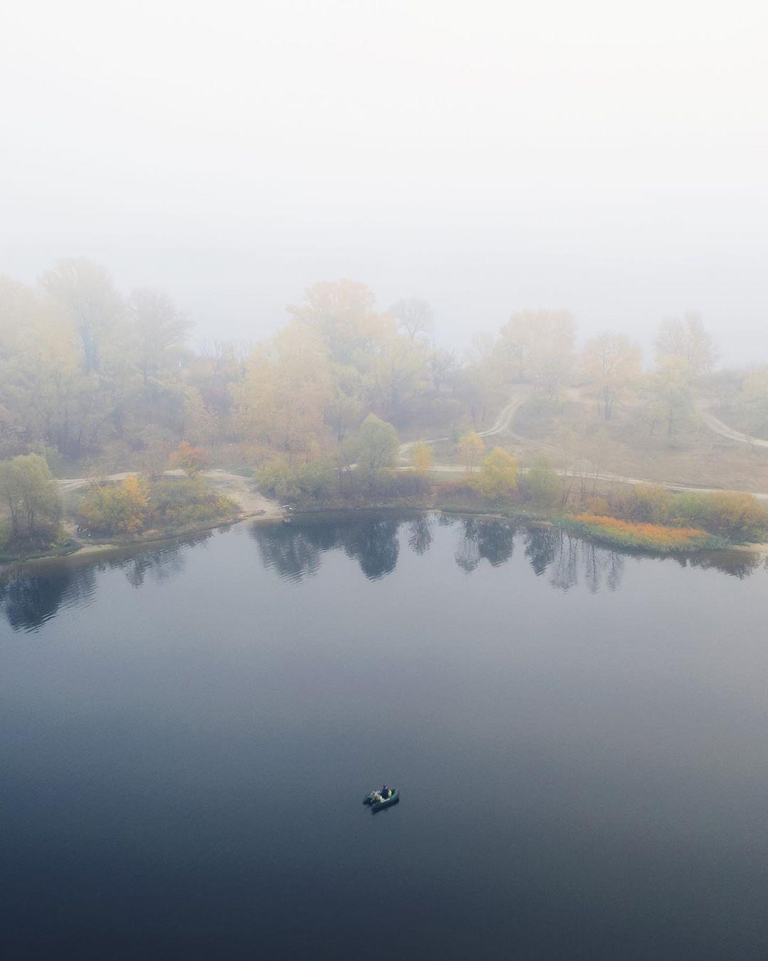 Украина на снимках с высоты от Андрея Макаренко