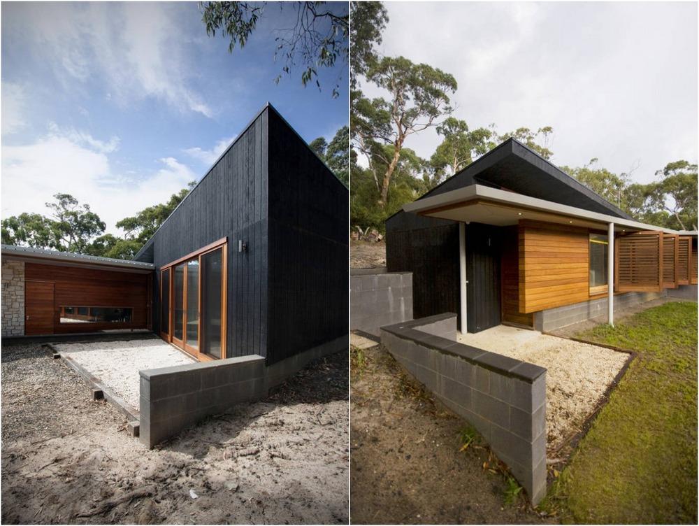 Дом для загородного семейного отдыха в Австралии