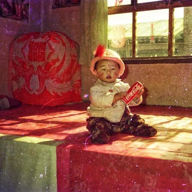 Интересные снимки с помоек Пекина, которые собрал Томас Совин