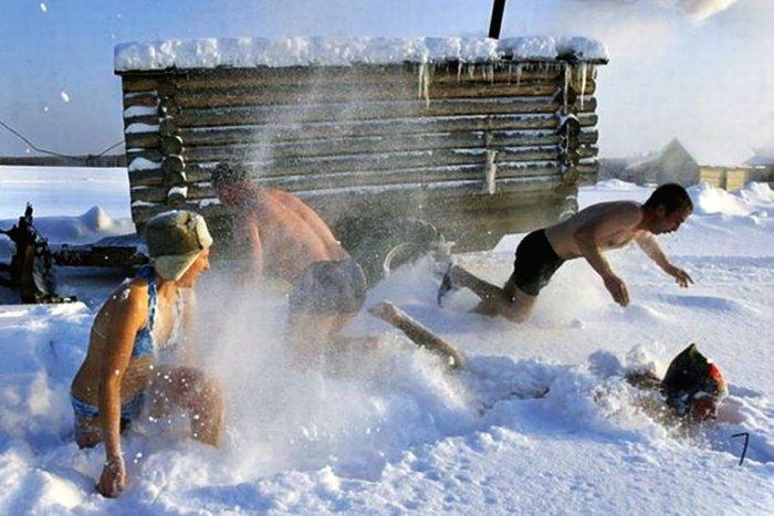 Почему иностранцы ужасались русской бани