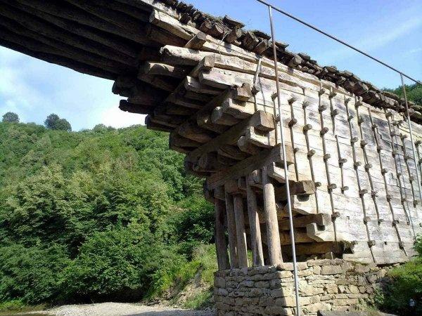 Поразительные сооружения, которые не понятно как были построены