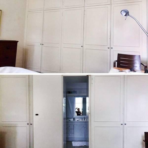 Неожиданные укромные места, которые можно найти в каждом доме