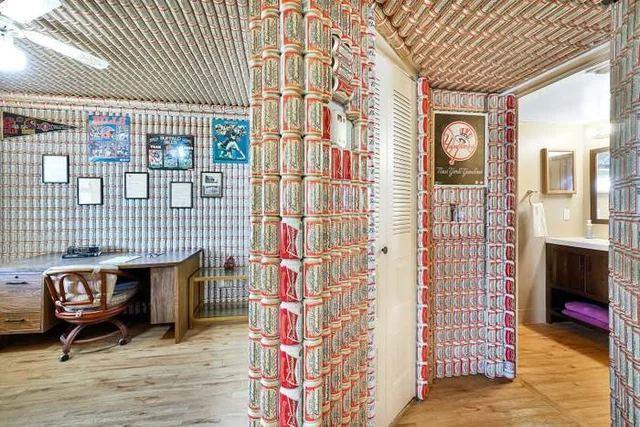 Дом для истинного фаната пива выставили на продажу во Флориде