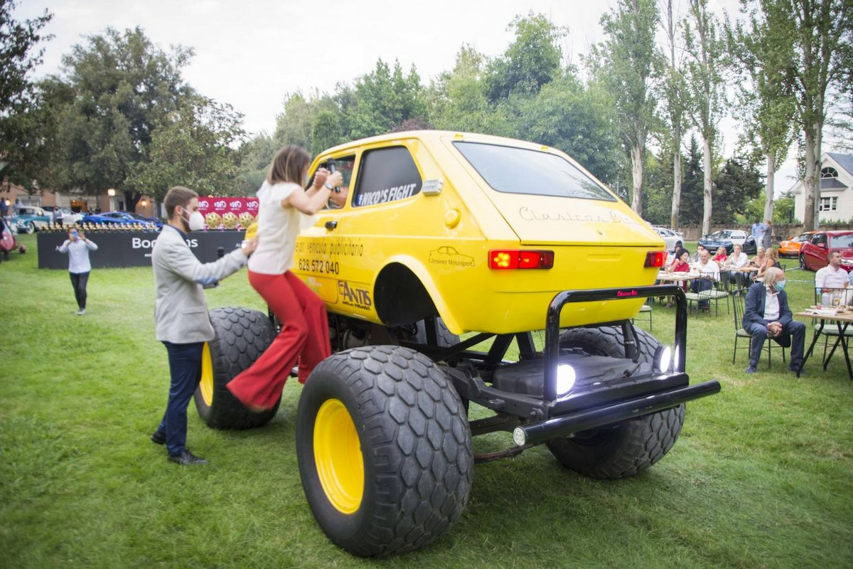 Ежегодный автосалон Autobello 2020 в Испании Авто/Мото