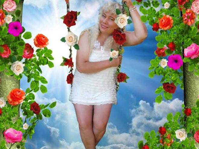 Королева гламурного Фейсбука из Литвы