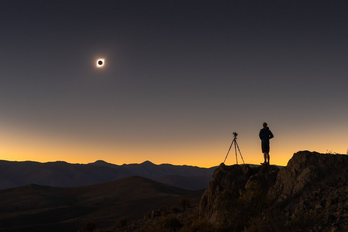 Лучшие снимки конкурса Astronomy Photographer of the Year 2020