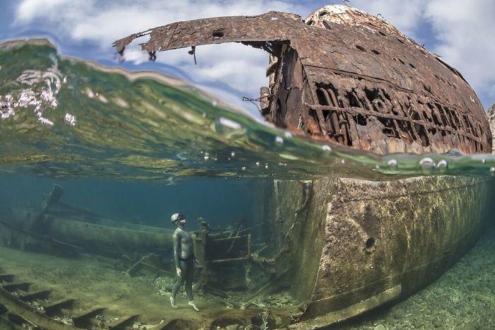 Лучшие подводные снимки 2020 года по версии журнала Scuba Diving