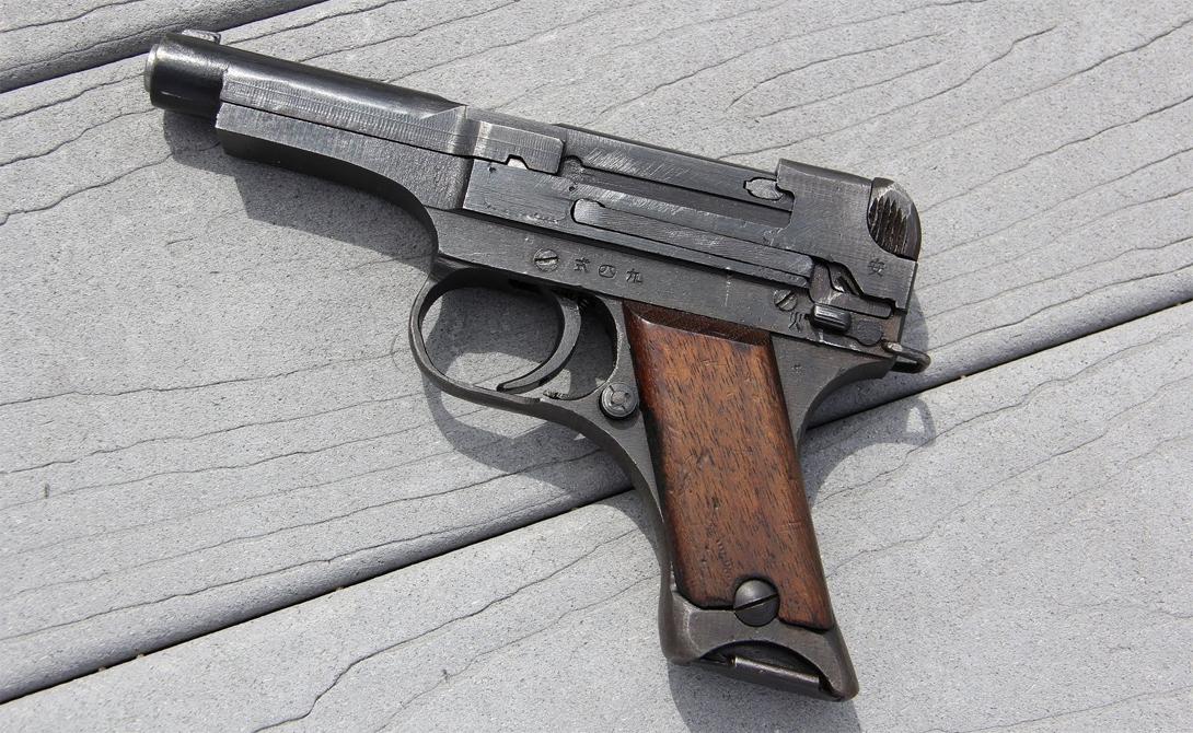 Намбу Тип 94 — самый плохой пистолет в истории