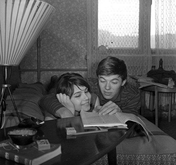 Подборка снимков некоторых советских знаменитостей