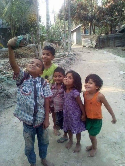 Трогательные снимки, доказывающие, что счастье не имеет цены