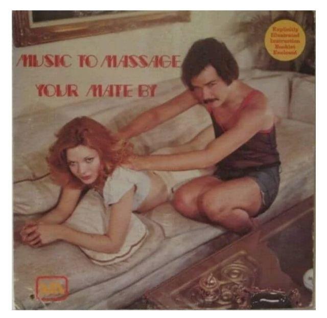 Забавные и немного безумные обложки музыкальных пластинок