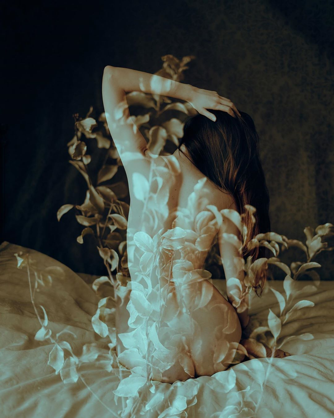 Кинематографичная фотография от Полины Вашингтон