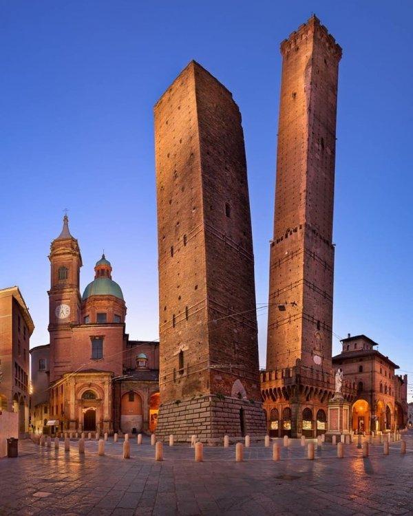 Небанальные и удивительные сооружения со всего света