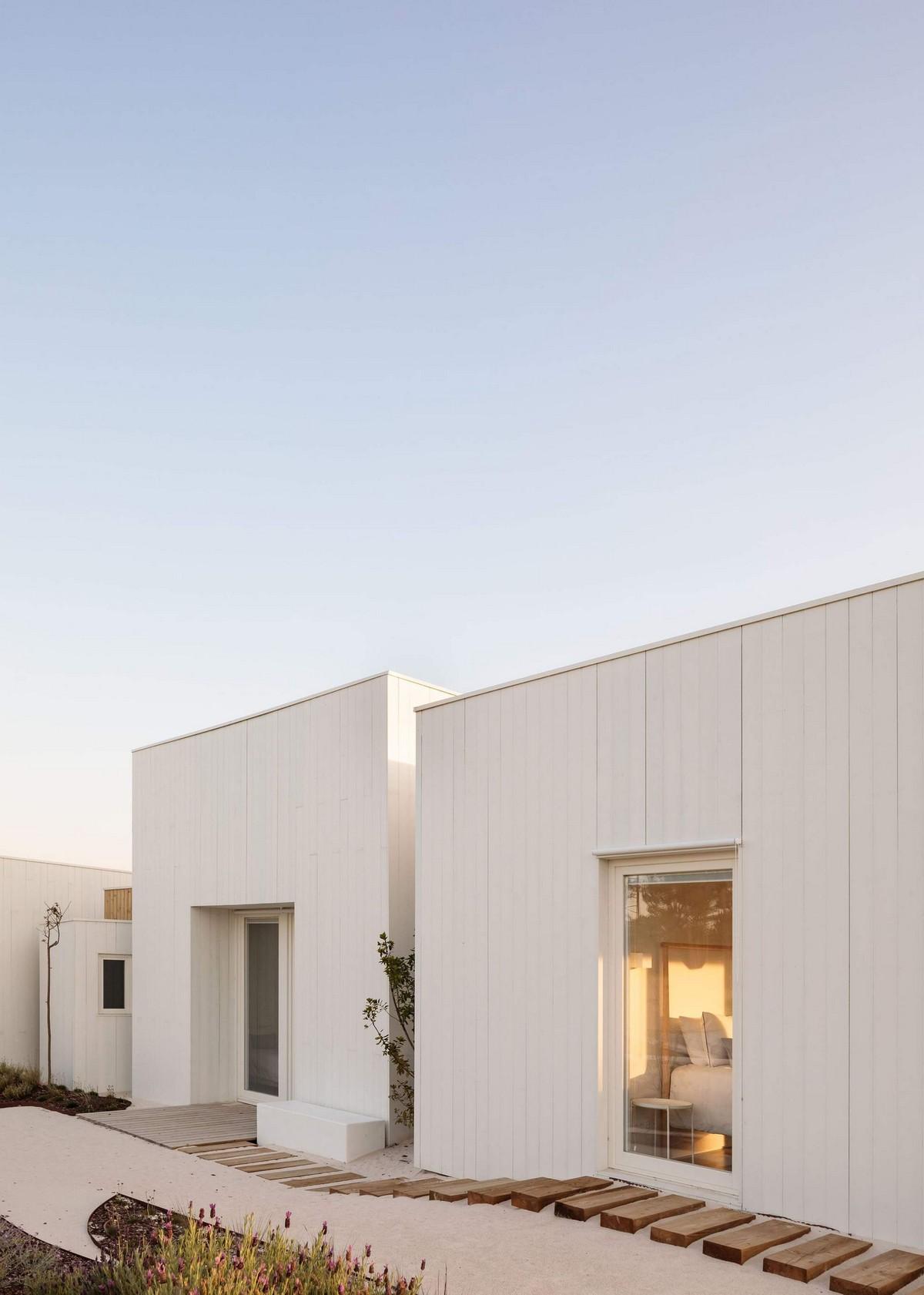 Дом на побережье Атлантического океана в Португалии