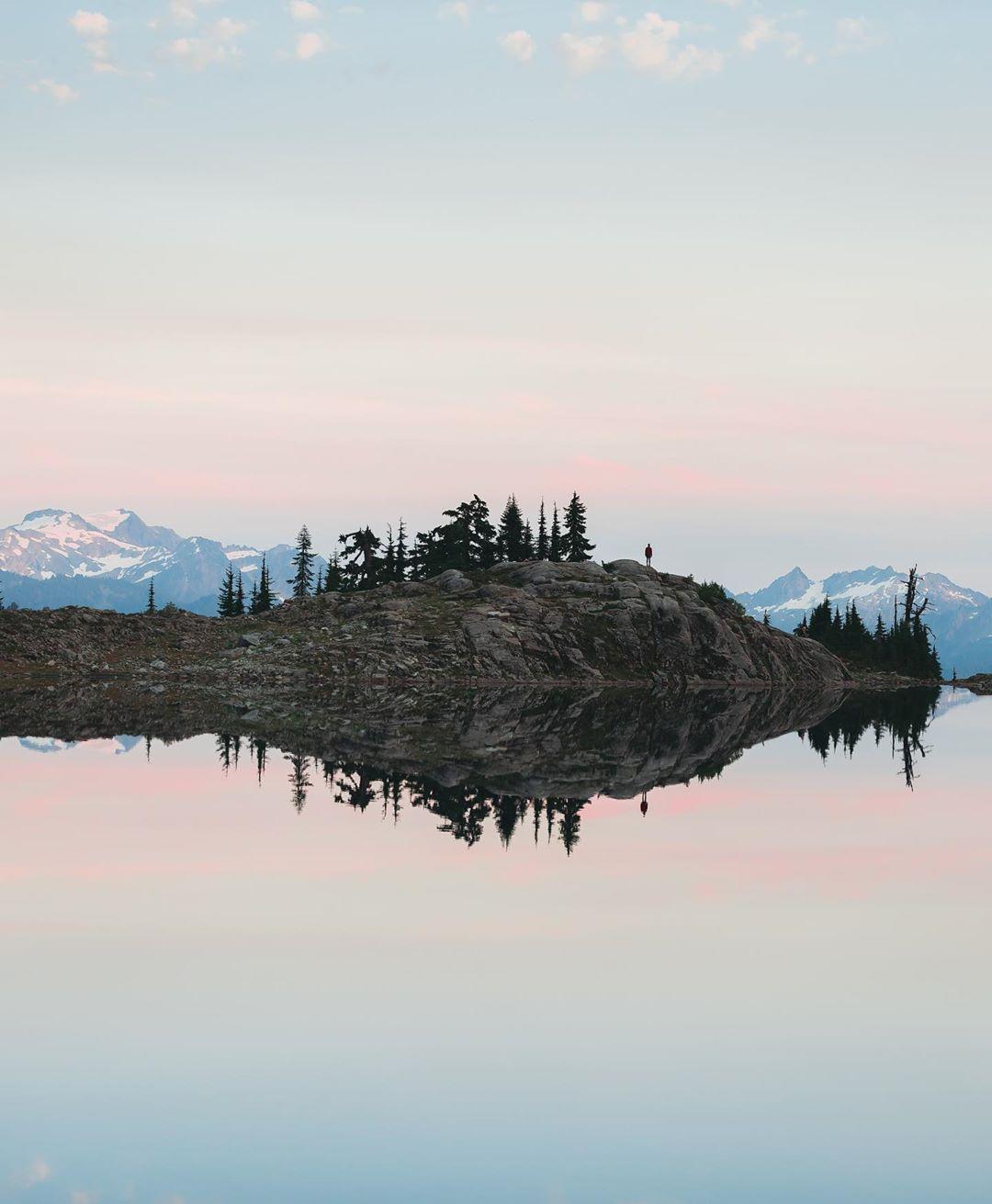 Природа и путешествия на снимках Джона Несса